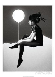 オールポスターズの Ruben Ireland「No Such Thing as Nothing by Night」ポスター