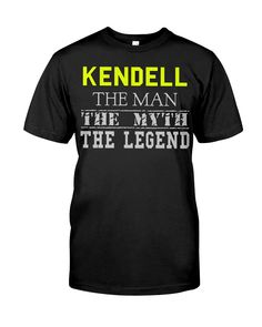 KINDALL special shirt