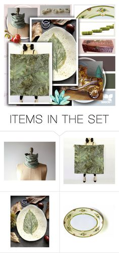"""""""Dreaming Green Again"""" by jarmgirl ❤ liked on Polyvore featuring art"""