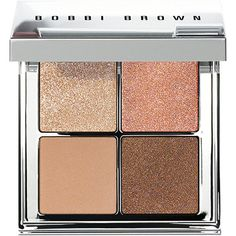 Bobbi Brown Bronze Eye Palette - Bronze ($50) ❤ liked on Polyvore featuring beauty products, makeup, eye makeup, eyeshadow, beauty, eyes, bobbi brown cosmetics and palette eyeshadow