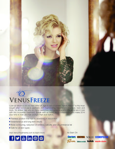 Look as fabulous as you feel! With Venus Freeze and Venus Legacy. Scar Treatment, Healthy Skin, Healthy Eating, Skin Resurfacing, Advertising Ideas, Skin Tightening, Hair Removal, Freeze, Denmark