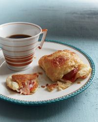 Guava-Cream Cheese Pastries Recipe on Food & Wine - These delicious ...