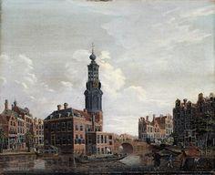 Dolce far niente  Charles Leickert, Rivierlandschap in de zomer, 1853   Vakantie Geef mij de sfeer van havensde...