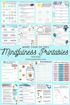 Middle School Counselor, Elementary School Counseling, School Social Work, Mindfulness For Kids, Mindfulness Activities, Counseling Psychology, School Psychology, Therapy Worksheets, Therapy Activities
