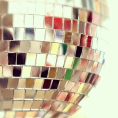 It's time to dance under the disco ball!