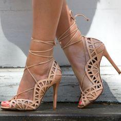 Schutz Dress Sandals