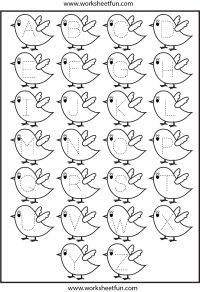 Letter Tracing Worksheets For Kindergarten – Capital Letters – Alphabet Tracing – 26 Worksheets / FREE Printable Worksheets Preschool Writing, Preschool Letters, Alphabet Activities, Preschool Learning, Preschool Activities, Teaching, Kindergarten Coloring Pages, Kindergarten Colors, Numbers Kindergarten