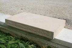 Chaperon de muret couvre mur en pierre reconstitu e b ton pr fabriqu pinterest couvre - Chaperon muret 1m ...