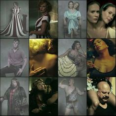 Freak Show. Jessica Lange as Elsa Mars, Sarah Paulson as Bette & Dot Tattler, Evan Peters as Jimmy Darling, Angela Bassett as Desiree Dupree, Kathy Bates as Ethel Darling, and Michael Chiklis as Dell Toledo.