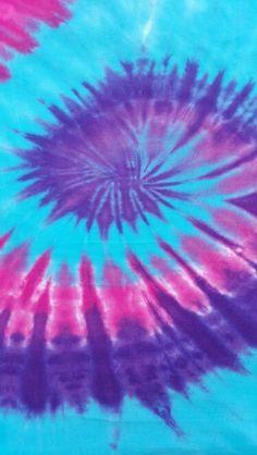 #tie dye #purple #blue #pink