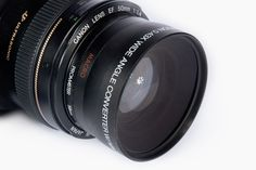 The Wide Angle & Macro Lens Adapter - The Photojojo Store! $50