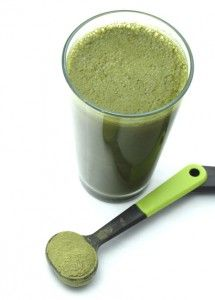 Juice recipe incorporating spirulina. Another super food recipe from Natures Way.
