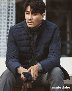 Cha Seung Won For 2016 F/W Fashion Brand Henry Cotton | Couch Kimchi