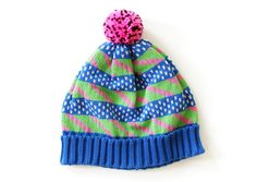 Party Hat Royal: $60.00 ALL KNITWEAR