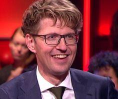 Mediacourant.nl » Sander Dekker maakt zichzelf belachelijk in DWDD