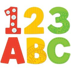 Boho Letters 76pc