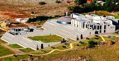Domus Galilaeae, Israel