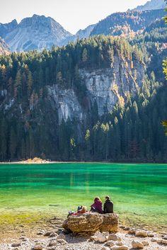 Popular on 500px : Relax Tovel lake by AleksandrRoma
