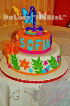 torta de flores 2