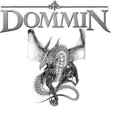 Dommin Dragon Pencil Art