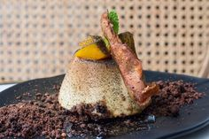 Tarta fría de queso de Raro Rare. Foto de www.madridcoolblog.com