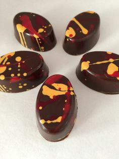 Masala Chai Bonbons -- NEW flavor made with masala spices from Dobra Tea in Portland Maine