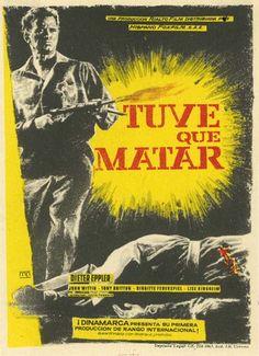 Tuvr que matar (1960) tt0056167 PP