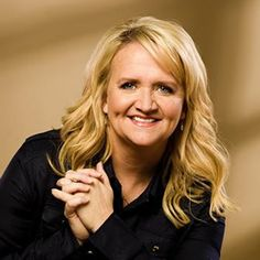 Chonda Pierce: this lady has inspired me in so many ways. I love her!
