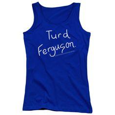 Saturday Night Live: Turd Ferguson Junior Tank Top