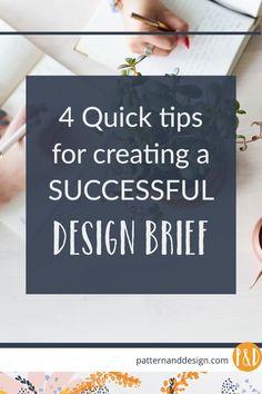 esign brief, understanding a brief, successful design, design for clients, client's brief #patternanddesign #surfacepatterndesign #yardagedesign #textiledesign #designbrief #designingtoabrief #clientbrief #successfuldesigns
