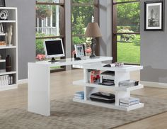 Chintaly Computer Desk | AllModern
