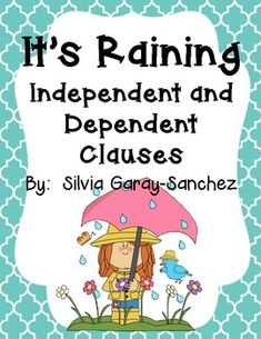 Subordinate and independent clause practice