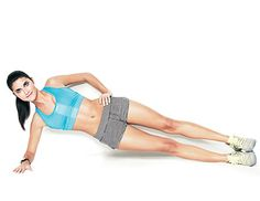 8 workout moves for a toned body in 2 weeks. Get going!