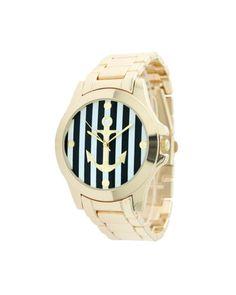 Striped Anchor Watch