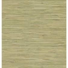 Brewster Destinations by the Shore Green Grasscloth Leaf Wallpaper Sample - The Home Depot Botanical Wallpaper, Green Wallpaper, Textured Wallpaper, Peel And Stick Wallpaper, Adhesive Wallpaper, Custom Wallpaper, Bedroom Wallpaper, Wallpaper Online, Wallpaper Samples