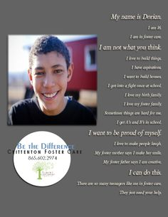 I am a teenager in foster care. I am not what you think. Foster Care Adoption, Foster To Adopt, Foster Family, Foster Mom, Biological Parents, Attachment Parenting, People In Need, Foster Parenting, Work Inspiration