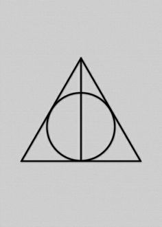 HARRY POTTER DEATHLY HALLOWS Art Print