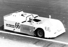 "1970 Chaparral 2J ""The Vacuum Car"" driven by Vic Elford"