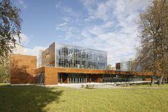 Galería - Facultad de Ingeniería Universidad de Rezekne / AB3D - 15
