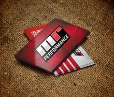 Front Business Cards Mockup Preview
