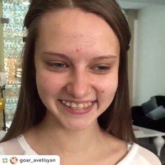 WOW! What a transformation! Repost from one of my favourite makeup artist @goar_avetisyan ______________________________________________#hudabeauty#anastasiabeverlyhills #anastasiabrows#vegas_nay #wakeupandmakeup#motivescosmetics #makeupmafia#makeuptutorialsx0x #makeupfanatic1#makeupbyevon #makeup #maccosmetics#makeupartist #makeupmafia#universodamaquiagem_oficial #alyakattan#lorenridinger#instamakeup #instabeauty#whiteninglightning #makegirlz #amrezy#monakattan…