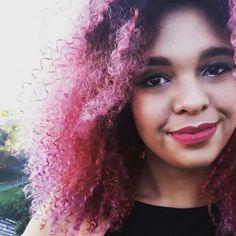 Pink Hair | Cabelo Rosa | @BreFreires