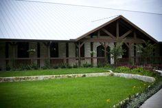 Pecan Springs my wedding venue! I <3 it!
