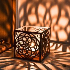 the_artists_design_studioSeed of Life Matrix candle holder - The Artists is an online design company, specializing in jewellery and 3D design, as well as the curation of beautiful design pieces and art. Visit our Facebook page www.facebook.com/theartists.co.za #theartistsdesign #theartistsstudio #theartistsjewellery #jewelry #designer #art #design #imagineersdesignerscreators #jewellery #natural #wood #geometry #spiritual 3d Design, Graphic Design, Seed Of Life, Jewelry Designer, Natural Wood, Geometry, The Creator, Candle Holders, Spiritual