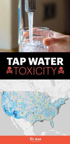 The public water supply is regulated, but not very well at all. And bottled water? It's barely regulated at all!