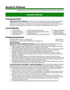 Hospital Executive Director  HttpWwwResumecareerInfo