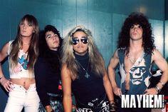 The BulletBoys in San Francisco - photo by Dwayne Cavanas for Mayhem Music Magazine