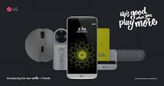 LG G5 en esta ocasión con este dispositivo la firma coreana, crea un teléfono modular al cual se le puede añadir una cámara para grabar en 360 grados