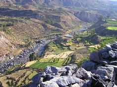 15 Most Beautiful And Breathtaking Canyon Of The World That You Must Visit! | Page #7 ViraLands.com ~ The startling Colca Canyon, carved by the Colca River, is the third most visited attraction of Peru and is twice as deep as the Grand Canyon in the U.S.A.