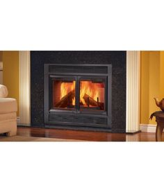 Amazing! Must-Have MONESSEN BFC ROYAL MONARCH WOOD BURNING FIREPLACE at www.fastfireplaces.com